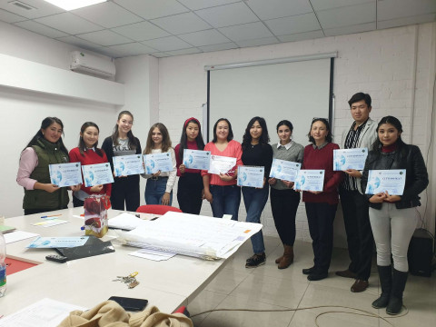 Тренинги по повышению финансовой грамотности населения Кыргызской Республики